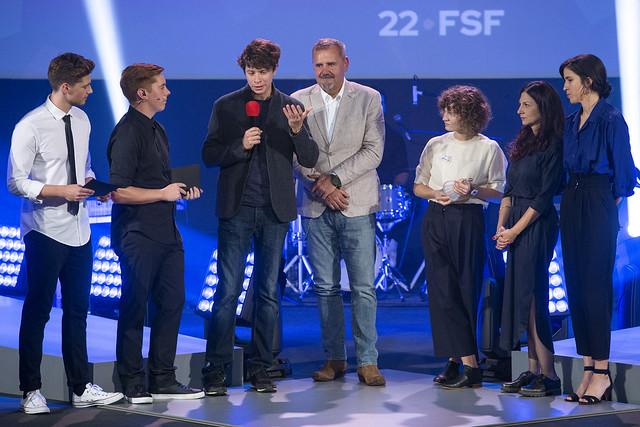 Festival slovenskega filma se je zaključil