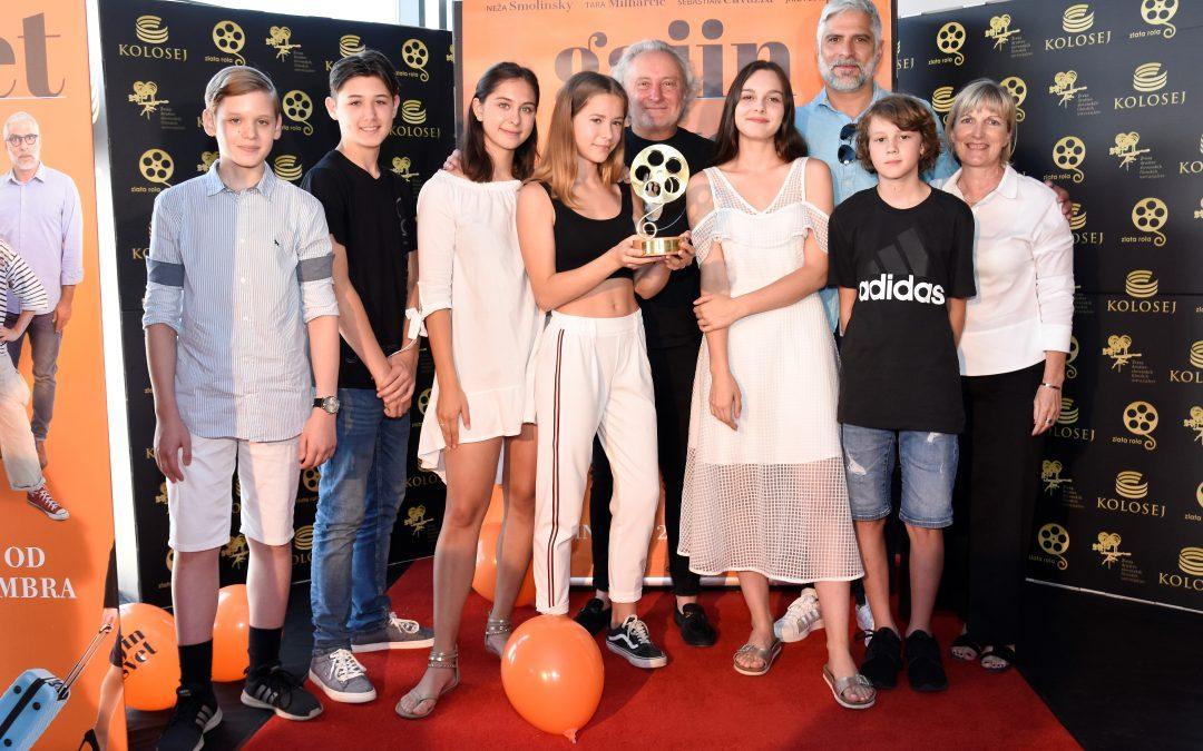 Mladinski film Gajin svet ima že več kot 75.000 gledalcev!